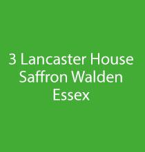 3 Lancaster House, Saffron Walden
