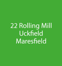 22 Rolling Mill, Maresfield
