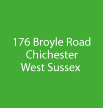176 Broyle Road, Chichester