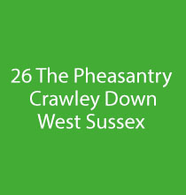 26 The Pheasantry, Crawley Down