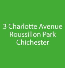 Charlotte Avenue, Roussillon Park, Chichester