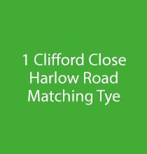 Clifford Close, Matching Tye