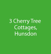 3 Cherry Tree Cottages, Ellison Close, Hunsdon