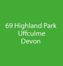 69 Highland Park, Uffculme