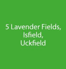5 Lavender Fields, Isfield