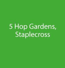 5 Hop Gardens