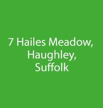 Hailes Meadow, Haughley, Suffolk