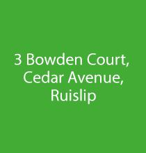 3 Bowden Court