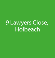 9 Lawyers Close, Holbeach
