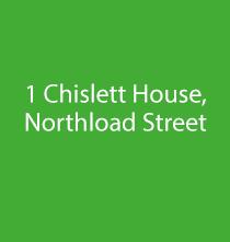 1 Chislett House, Northload Street