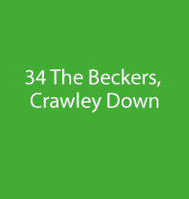 34 The Beckers, Crawley Down