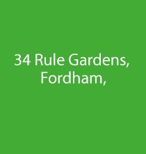 34 Rule Gardens, Fordham