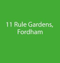 11 Rule Gardens, Fordham