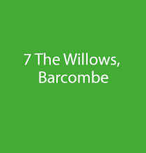 7 The Willows, Barcombe