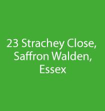 23 Strachey Close, Saffron Walden, Essex, CB10 2GN
