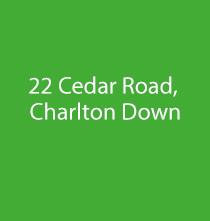 22 Cedar Road