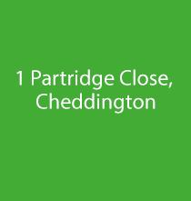 1 Partridge Close, Cheddington