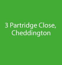 3 Partridge Close, Cheddington