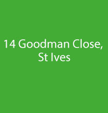 14 Goodman Close, St Ives