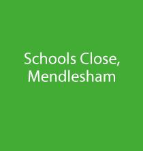Schools Close, Mendlesham